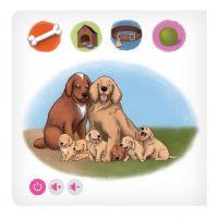 Albi Kouzelné čtení Minikniha Domácí zvířata 4