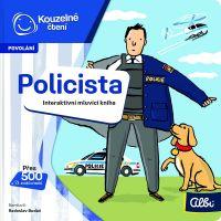 Albi Kouzelné čtení Minikniha povolání Policista