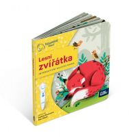 Albi Kouzelné čtení Minikniha pro nejmenší Lesní zvířátka 2
