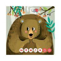 Albi Kouzelné čtení Minikniha pro nejmenší Lesní zvířátka 4
