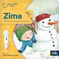 Albi Kouzelné čtení Minikniha pro nejmenší Zima