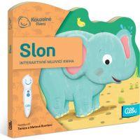 Albi Kouzelné čtení Minikniha s výsekem Slon