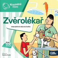 Albi Kouzelné čtení Minikniha Zvěrolékař