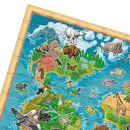 Albi Kouzelné čtení Puzzle Planeta zvířat 3