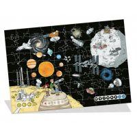 Albi Kouzelné čtení Puzzle Vesmír 2