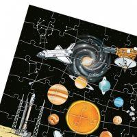 Albi Kouzelné čtení Puzzle Vesmír 3