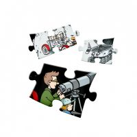 Albi Kouzelné čtení Puzzle Vesmír 4
