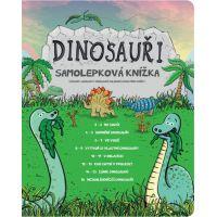 Albi Kouzelné čtení Samolepková knížka Dinosauři 4