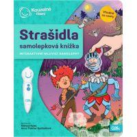 Albi Kúzelné čítanie Samolepková knižka Strašidlá