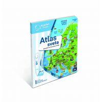 Albi Kúzelné čítanie Albi tužka a Atlas sveta SK 4