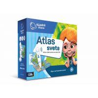 Albi Kúzelné čítanie Albi tužka a Atlas sveta SK 5