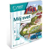 Albi Kúzelné čítanie Kniha Môj svet SK