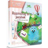 Albi Kúzelné čítanie Kniha Rozmotaj si jazýček SK