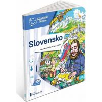 Albi Kúzelné čítanie Kniha Slovensko SK 5