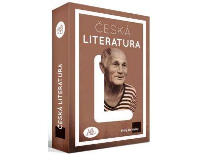 Albi Kvízy do kapsy - Česká literatura