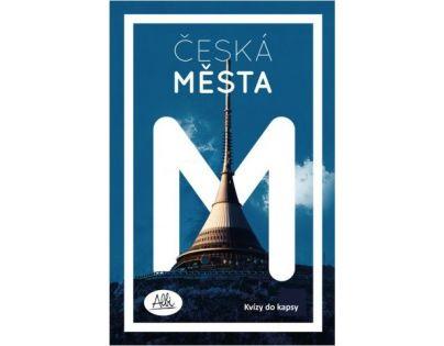 Albi Kvízy do kapsy - Česká města