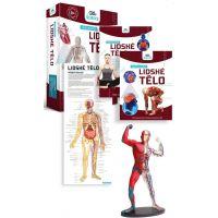 Albi Science Lidské tělo Objevuj svět