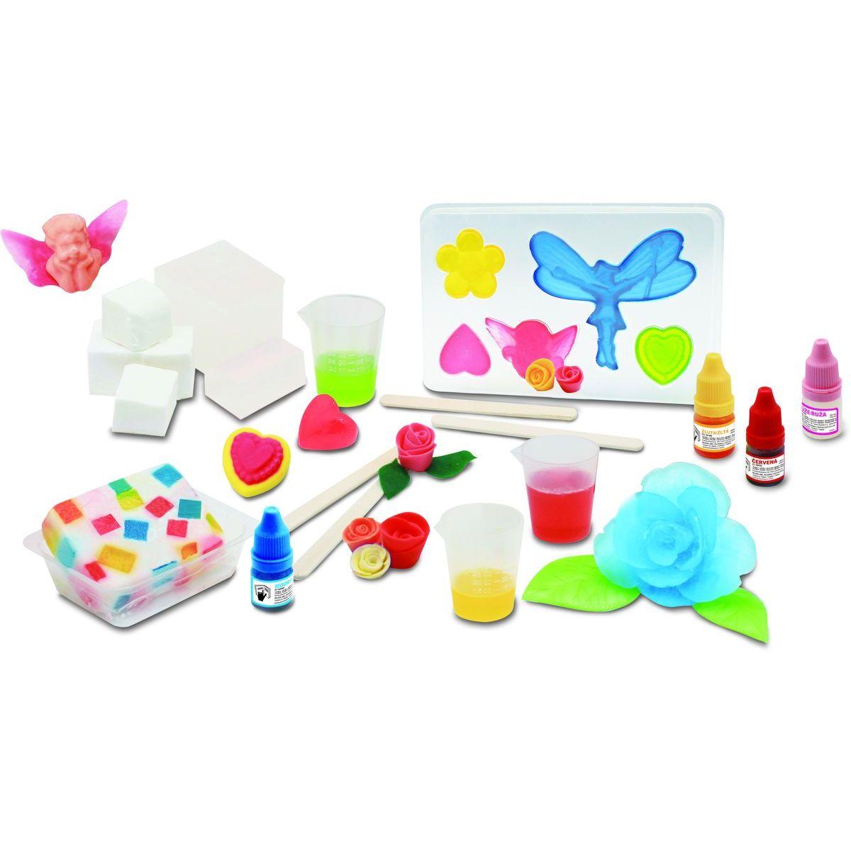 Albi Crafts Mydlová laboratórium