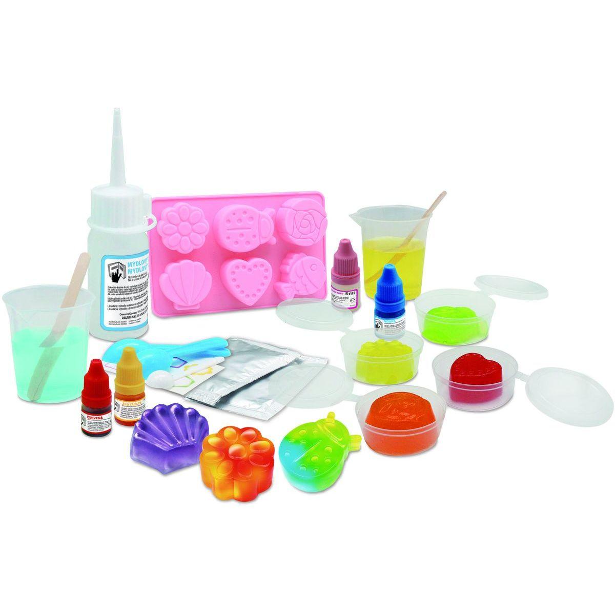 Albi Crafts Mydlová laboratórium Jelly