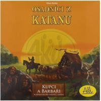 Albi 99420 - Osadníci z Katanu - rozšíření Kupci a barbaři