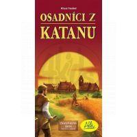 Albi 99378 - Osadníci z Katanu - rozšíření pro 5 - 6 hráčů