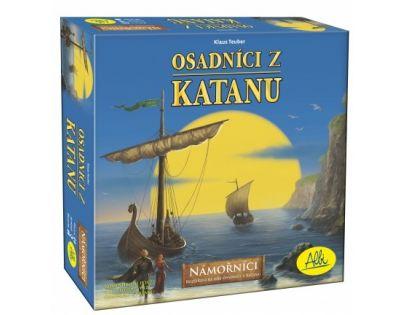 Albi 99691 - Osadníci z Katanu - rozšíření Námořníci