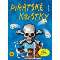 Albi 84931 Pirátské kostky