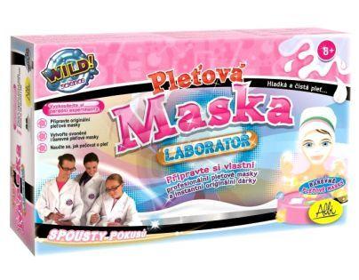 Albi 84660 Pleťová maska - laboratoř