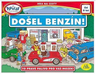 Albi 84754 Popular - Došel benzín!
