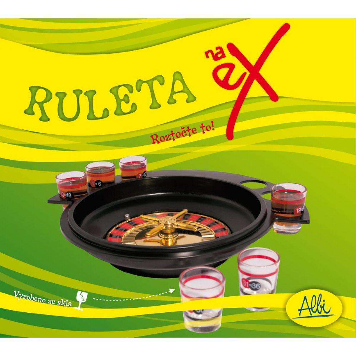Albi Ruleta Na Ex!