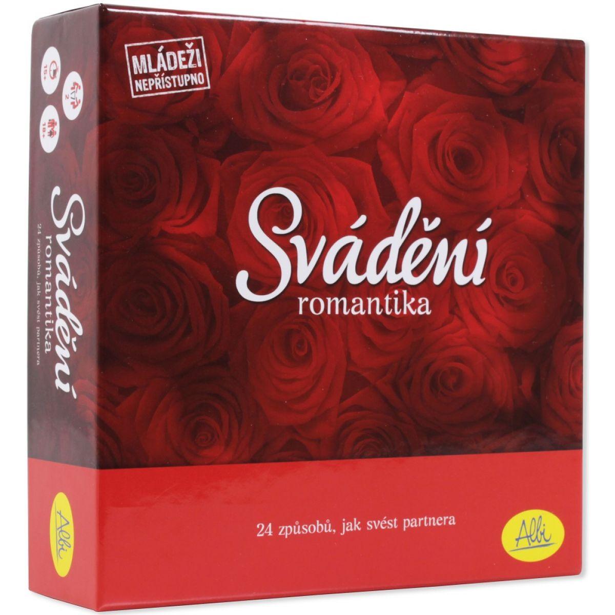 Albi Svádění romantika 24 typů