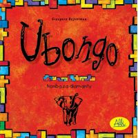Albi Ubongo společenská hra
