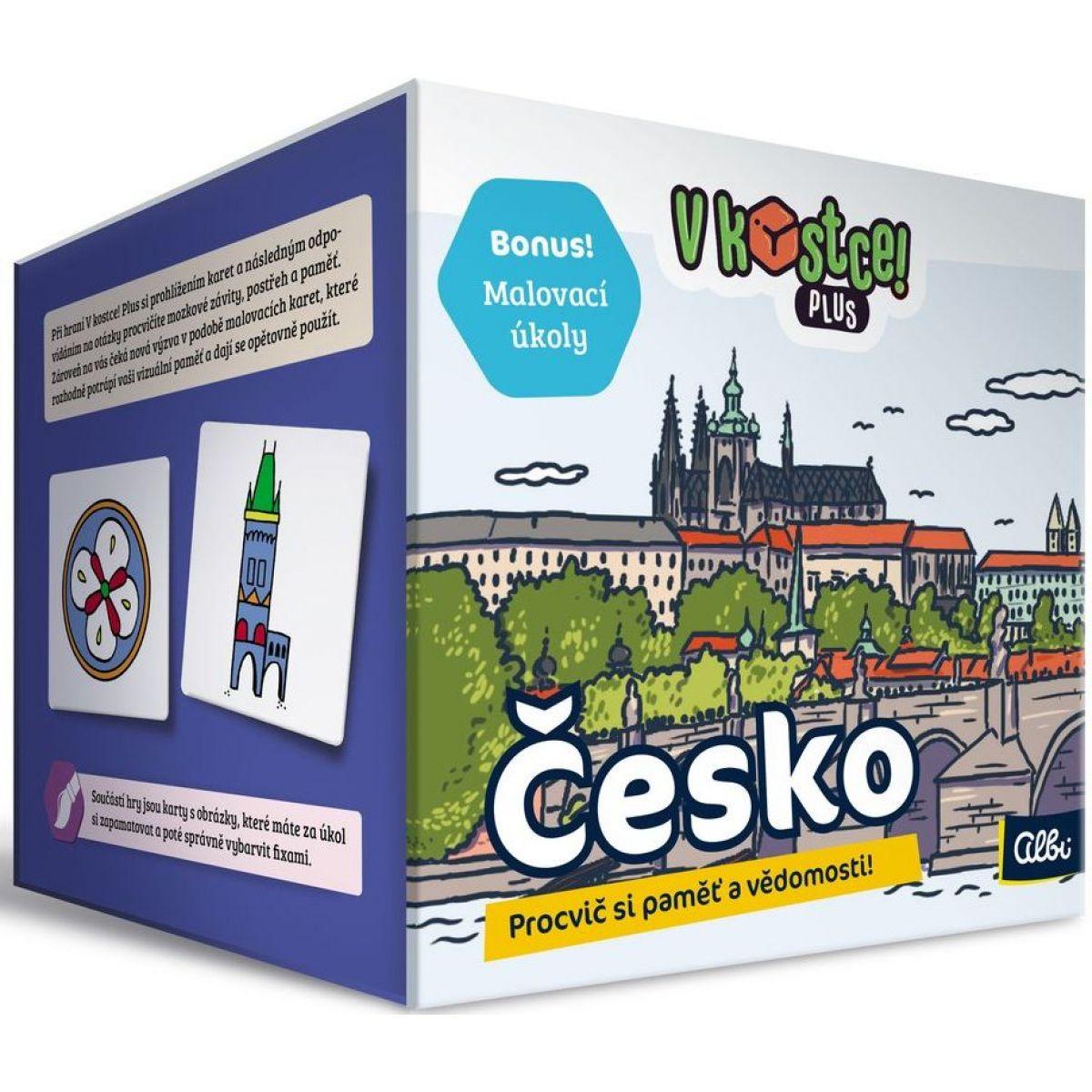 Albi V kocke! Plus Česko
