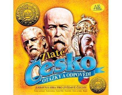 Albi 96350 - Zlaté Česko, otázky a odpovědi