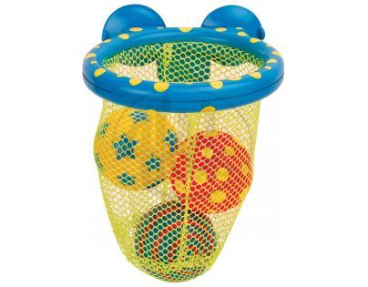 Alex Hračka do vody - koš s míčky