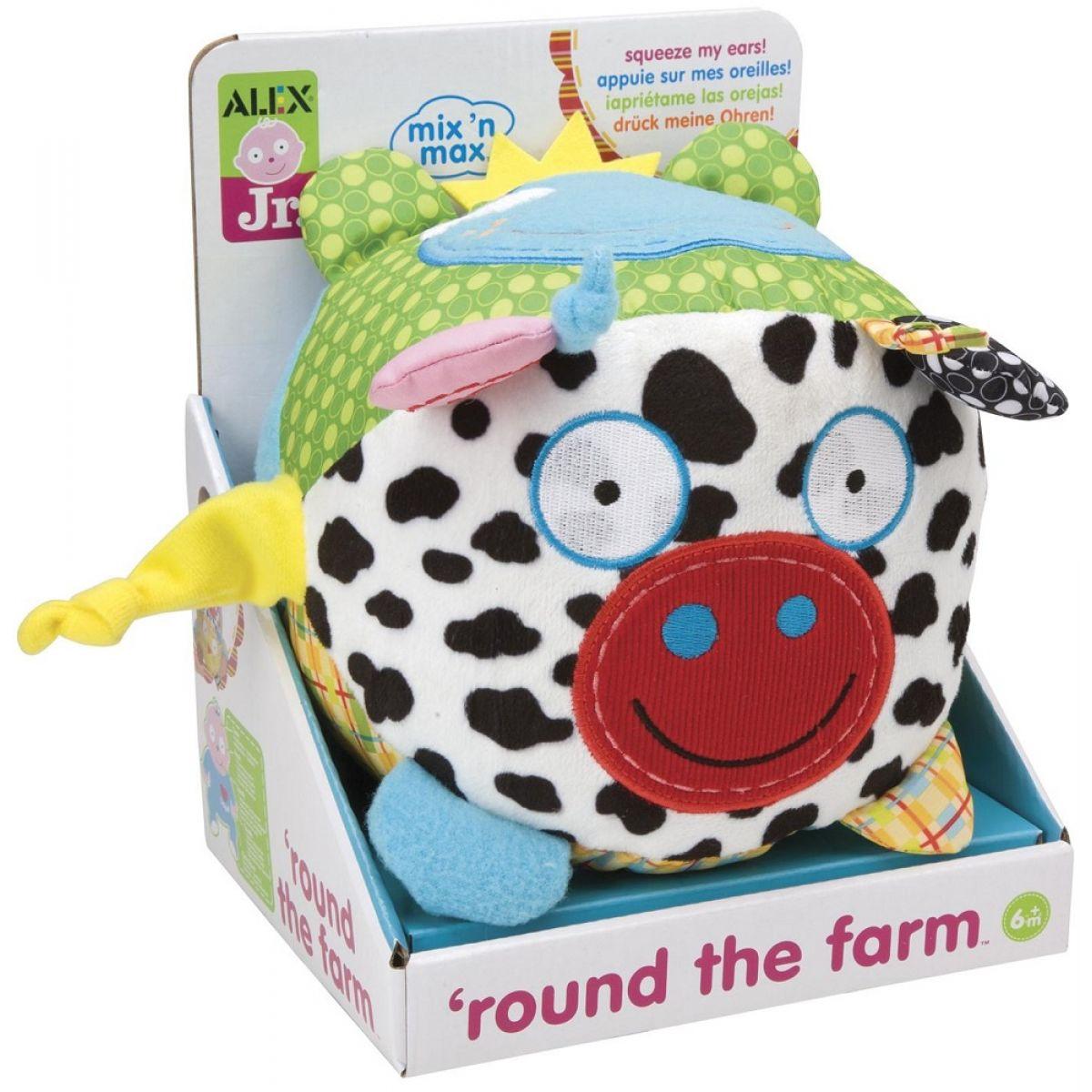 Alex Plyšový míček Farma