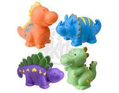 Alex Stříkací figurky do vany Dinosauři 5ks