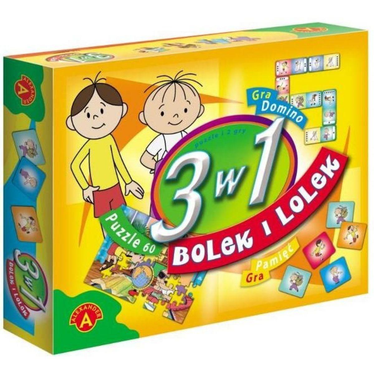 Alexander Bolek a Lolek 3v1