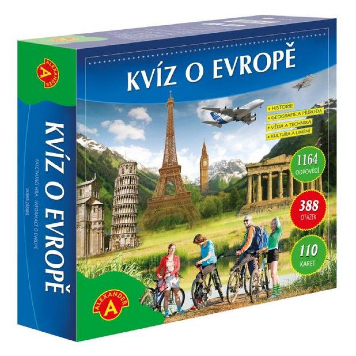 Alexander Kvíz o Evropě