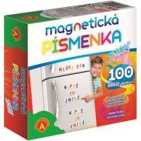 Alexander Magnetická písmenka na lednici 100ks 2
