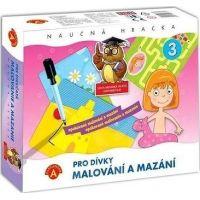 Alexander Malování a mazání pro dívky