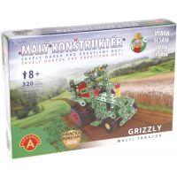 Alexander Malý konstruktér Grizzly Traktor