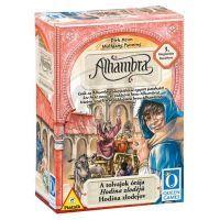 Piatnik 6820 - Alhambra - Hodina zlodějů