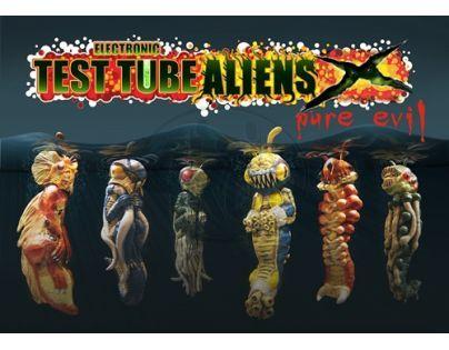 Alien Tube - Postavy Vetřelců
