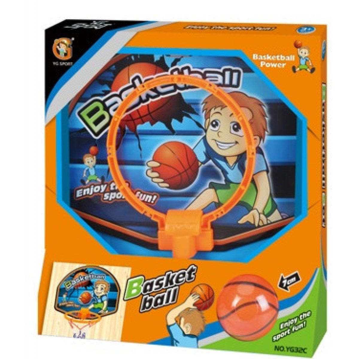 Alltoys Basketball s míčem