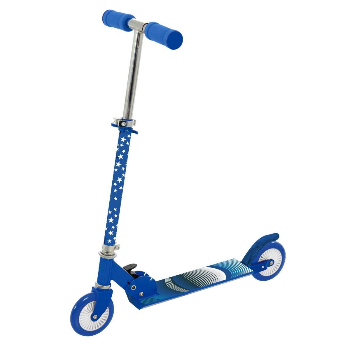 Alltoys Detská kolobežka Scooter modrá