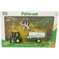 Alltoys Farmářský set s traktorem Cisterna