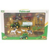 Alltoys Farmářský set se zvířátky a traktory
