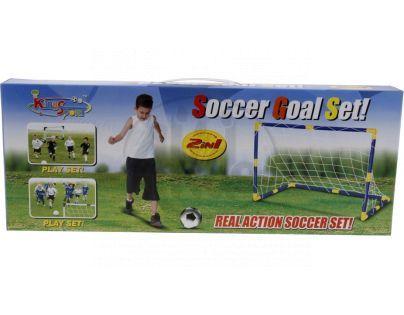 Alltoys Fotbalová branka 2v1