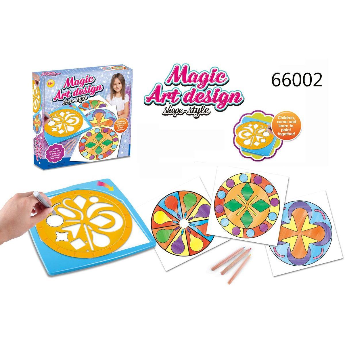 Alltoys Kreslenie hrací set 66002